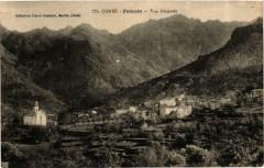 Corse - Feliceto vue générale - Feliceto