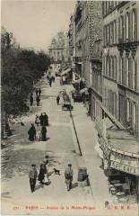 Avenue de La Motte-Picquet - Paris 15e