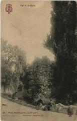 Parc Montsouris - Paysage - Méditation 75 Paris 14e