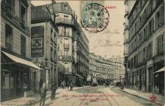 Rue de Belleville - Dépôt du Funiculaire - Paris 19e