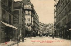 Rue de Belleville - Dépôt du Funiculaire - Paris 20e