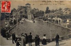 Luna Park - Water Chute - Paris 17e