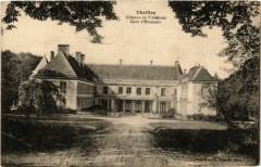 Chailles - Chateau de Villelouet - Cour d'Honneur - Chailles