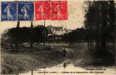 Chailles - Chateau de la Pigeinniere pres Villelouet - Chailles