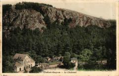Chatel-Guyon Le Chalusset - Chalus