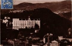 Chatel-Guyon L'Hotel Continental le Chalusset et le Village - Chalus