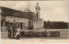 Oisemont Monument - Oisemont