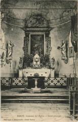 Barly Intérieur de l'Eglise - Barly