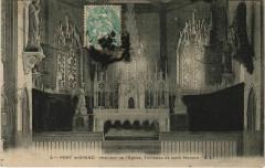 Port-le-Grand Intérieur de l'Eglise - Port-le-Grand