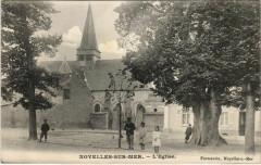 Noyelles-sur-Mer Eglise - Noyelles-sur-Mer