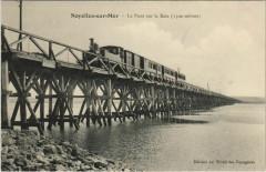 Noyelles-sur-Mer Le Pont sur la Baie - Noyelles-sur-Mer