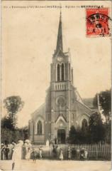 Bernaville Eglise - Bernaville