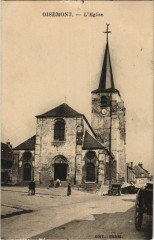 Oisemont Eglise - Oisemont