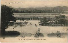 Pau La Gare et les Coteaux de Gelos France - Gelos