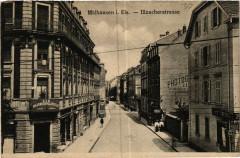 Mulhausen i. Els. - Illzacherstrasse - Illzach