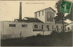 Melle La Distillerie - Cote Nord - Melle