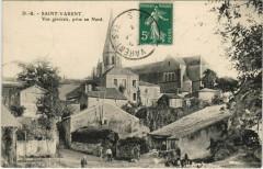 Saint-Varent Vue Generale - Prise au Nord - Saint-Varent