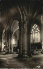 Prahecq Choeur et Transept de l'Eglise - Prahecq