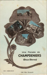 Champdeniers Une Pensee de Champdeniers - Scenes - Champdeniers