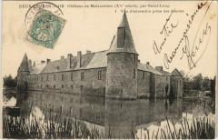 Chateau de Maisontiers - par Saint-Loup-Lamaire - Maisontiers