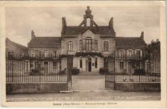 Lezay Mairie et Groupe Scolaire - Lezay