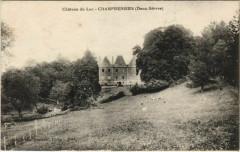 Champdeniers Chateau du Luc - Champdeniers