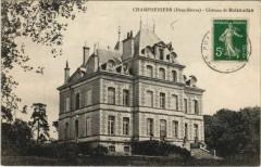 Champdeniers Chateau de Boisoudan - Champdeniers