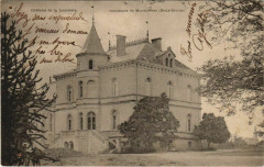 Montravers La Lousiere - Chateau de la Lousiere - Montravers