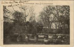 Pamproux Pont de la Gueriniere - Pamproux