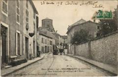 Secondigny-en-Gatine Secondigny - Rue Principale - Secondigny