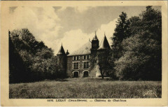 Lezay Chateau de Chailloux - Lezay