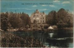 Cerizay Chateau de la Roche - Cerizay