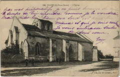 Prahecq L'Eglise - Prahecq