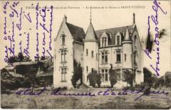 Saint-Varent Le Chateau de la Brosse a Saint-Varent - Thouars Env - Saint-Varent