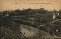 Thouars Pont de Saint-Jacques de Thouars - Saint-Jacques-de-Thouars