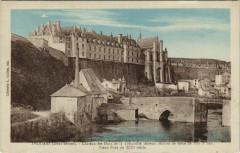 Thouars Chateau des Ducs de La Tromeille - Rom