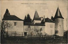 Limalonges Chateau de Monteneau - Limalonges