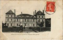 Couture-d'Argenson Chateau de la Foye - Cne de Couture-d'Argenson - Couture-d'Argenson