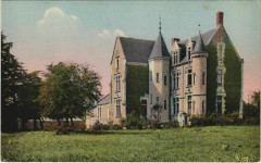 Saint-Varent Le Chateau de la Brosse - Saint-Varent