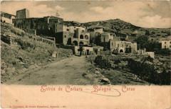 Corse Entrée de Corbara-Balagne - Corbara