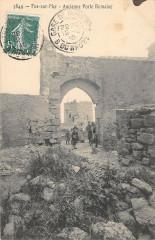 Fos Sur Mer Ancienne Porte Romaine - Fos-sur-Mer