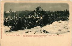 Parc des Buttes-Chaumont - Paris 19e