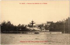 Fontaine des Abattoirs de la Villette - Paris 19e