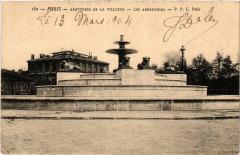 Abattoirs de la Villette - Les abreuvoirs - Paris 19e