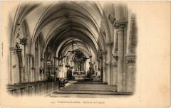 Vierville-sur-Mer - Intérieur de l'Eglise - Vierville-sur-Mer