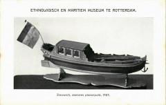Zéeuwsch Zesriems Plezierjacht 1767 Rotterdam Museum Ships France