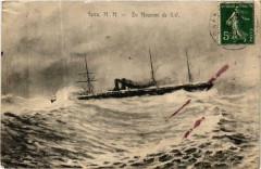 Yarra M.M - En Mousson de S.O. Ships France