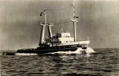 Zéesléepboot Groningen Ships France