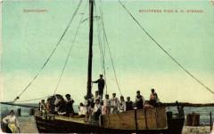 Zandvoort Schippers Pink A.H.Strand Ships France