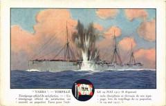 Yarra Torpille Ships France